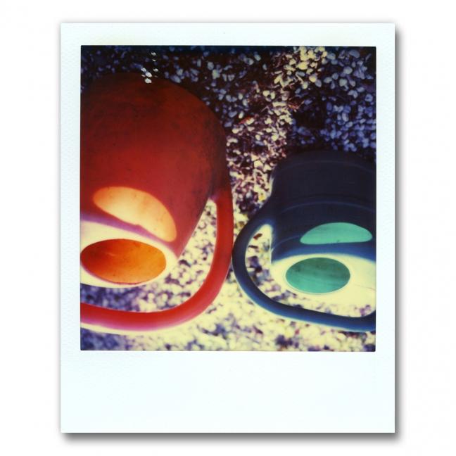 Jürgen Königs Polaroids