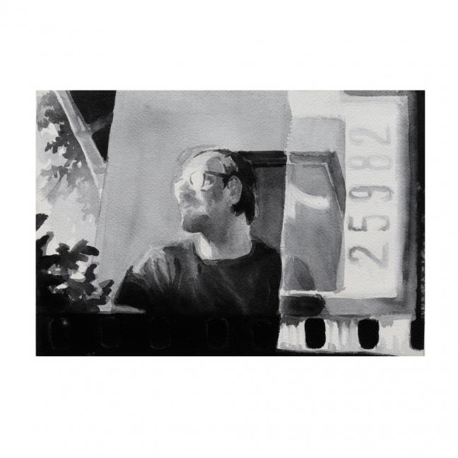 Jürgen Königs Malerei und Zeichnungen
